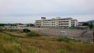 松山中央高校 入試